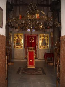 Saint Catherine (Hagia Ekaterini)